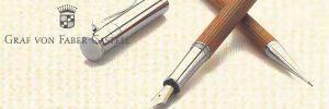 Graf von Faber Castell Füllfederhalter und Bleistift