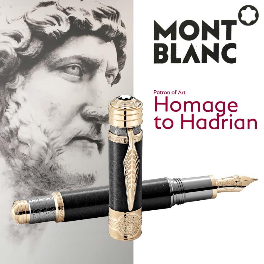 Montblanc - Parton of Art - Hadrian