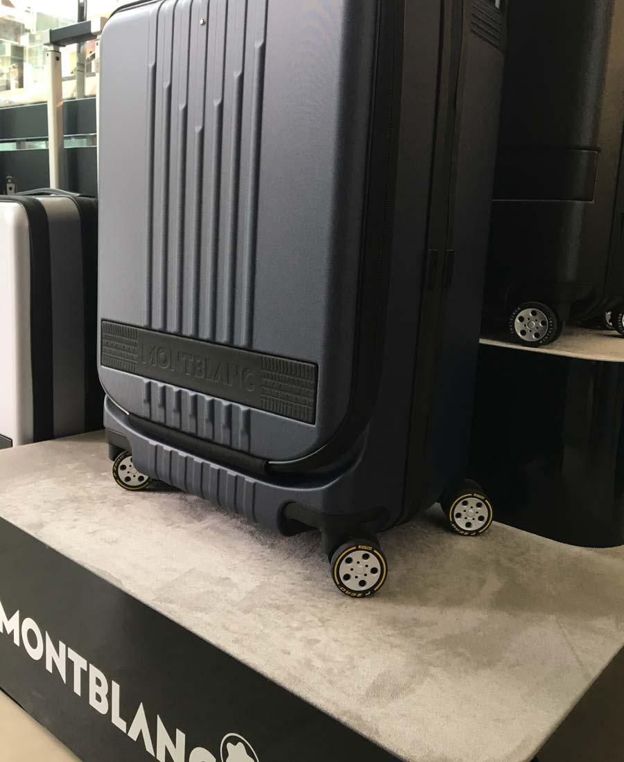 Montblanc - Trolley - Pirelli