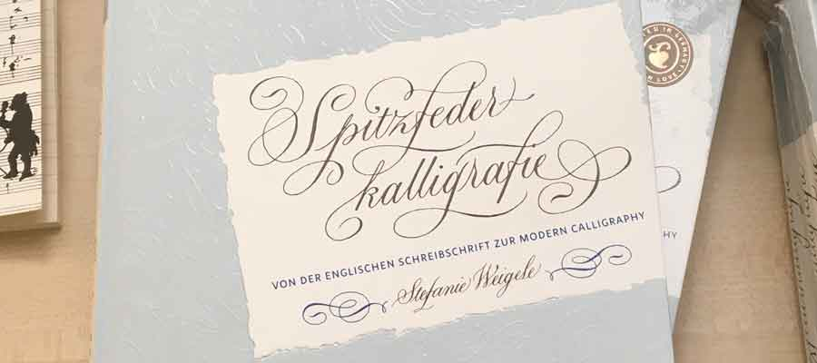 Kalligrafie - Spitzfeder - Cover