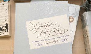 Füllhalter Spitzfeder-Kalligrafie