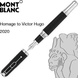 Montblanc - Victor Hugo - Writers Edition 2020