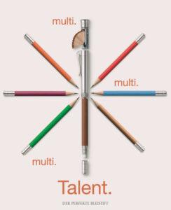 Faber Castell - Perfekter Bleistift - Colors