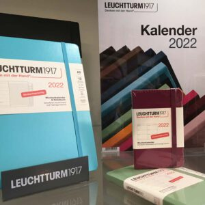 Leuchtturm - Kalender 2022