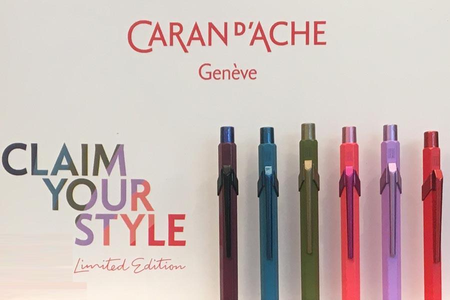 849er - Caran d'Ache - Edition - Claim Your Style